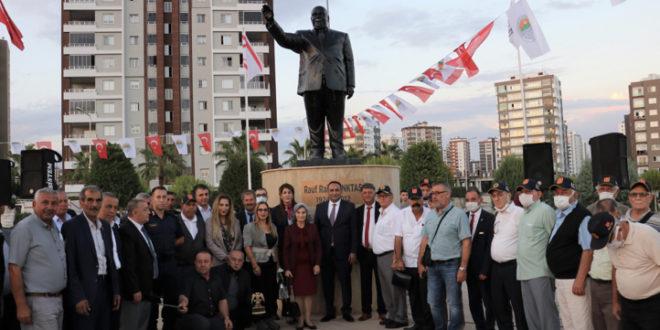 KKTC'DEN GELEN MUHTARLAR TOROSLAR'I ÇOK SEVDİ