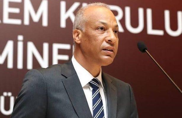 Son Dakika Merkez Hakem Kurulu Başkanı Serdar Tatlı İstifa Etti