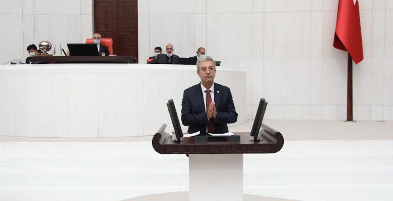 CHP'Lİ ANTMEN'DEN TÜGVA'NIN ARAŞTIRILMASINI REDDEDEN AKP'YE TEPKİ