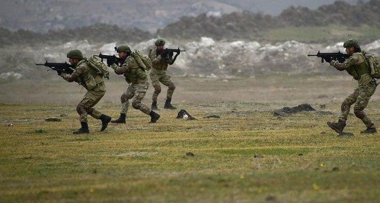 MSB: MİT ile TSK'nın çalışmasıyla 4 PKK'lı öldürüldü